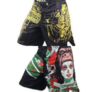 MMA Shorts SOTF Boxe Trunks Muay Thai Tigre Muay Thai Kickboxing Shorts Sanda Yokkao Brock Lesnar Luta Boxe Curto Sanda C0222