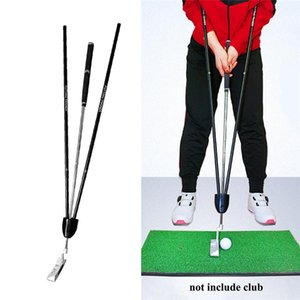 Golf Training Aids Trainer Beginner Metal Gesture Alignment Correction Suitable For Beginners Trainning