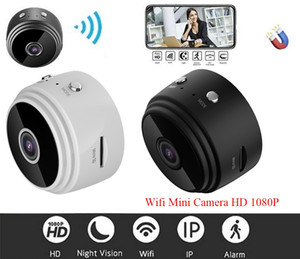 A9 1080P Full HD Mini Spy Video Cam WIFI IP Wireless Security Hidden Cameras surveillance Night Vision Small Camcorder free shipping