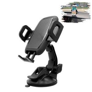 Desktop Rotating Car Windshield Dashboard Teléfono Móvil Tenedor 160-133SV8GS