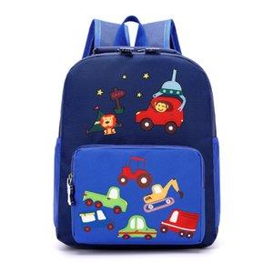 Ziranyu 2020 Bolsas de libros de la escuela primaria Niños Mochila ligera para niños y niñas Impresión de dibujos animados Mochila Bolsa de escuela de niños Y0125