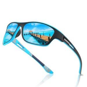 High quality trendy sunglass 2021 men sport shad OEM custom STOCK sunglass for men