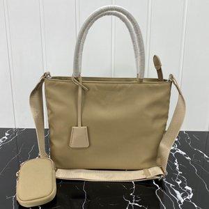Brand Designer Prad Bags Damies Fashion Messenger Сумка на плечо Сегодня классический нейлоновый кошелек модная сумка