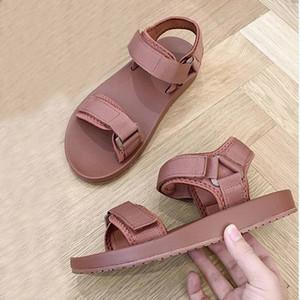 Bonjean Luxury Canvas Shoes Desinger Slipper Brand Summer Flat Women's Sandal Casual Slides Outdoor Female Flip Flops 210302