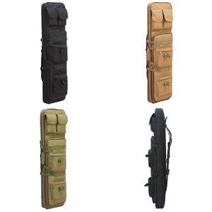Новый 120см винтовки пистолет вечер Тактический пистолет мешок мягкий мягкий карабин чехол для рыбалки сумка Backpack Pistol Hookgun Airsoft Case Storage Q1201 210 W2