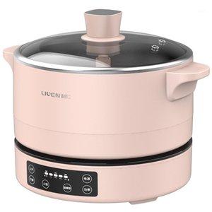 220V 4L Household Electric Hotpot Automatic Lift Hot Pot Maker Machine Sugar-free Rice Cooker EU AU UK US Plug1
