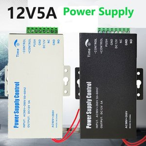 AC 110~240V 50-60HZ to DC12v 5A 36w Power Supply Controller for Door Access Control System