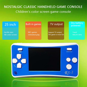 electronic handheld games 182 2.5-inch LCD Screen Handheld Game player Retro Mini 2 Console Emulator