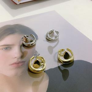 Hiphop Women Ear Cuff Vintage Metal Tree Clip Earrings for Women Geometric Leaf Cuff Earrings Gothic Jewelry Female Bijoux 2020 113 R2