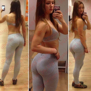 Women sexy Capris Pants High Waist Solid Color Breathable Stretch Tight Pants Skinny Leggings Womens summer clothing leggings pants