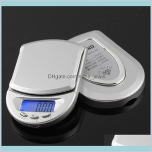 Digital Diamond Scale Mini Lcd Pocket Jewelry Gold Gram, 500G 0.1G 100G 0.01 200G 0.01 Jewerly Scale 7E2Tq 96It3