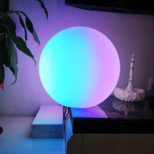Effet de flamme LED Ball de lumière 21 Touches Télécommande avec Multi-Modes pour décorations Intérieur / Hôtel / Bar / Fête Lampes de décoration de Noël