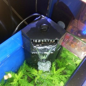 NEW RESUN internal turtle tank low water level mute for aquarium replacement filter sponge GF 400 800