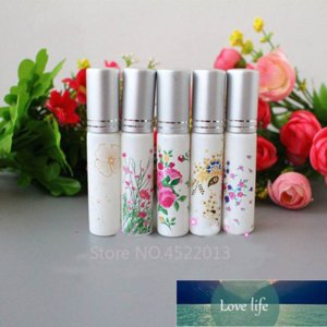 10ml cc Glass Cosmetic Perfume Refillable Spray Bottle, Empty Portable Travel Perfume Packing Vials,Fine Mist Cosmetic Container