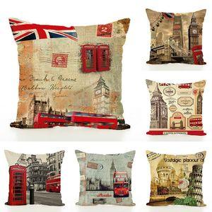 Cuscino di lino cuscino europeo abbraccio cuscino cuscino divano cuscino cuscino decorativo cuscini decorativi