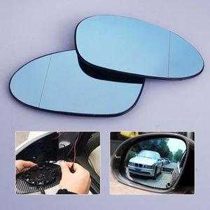 Mavi Leftright Isıtmalı Kanat Kapı Ayna Fit BMW E82 E85 E86 Z4 Roadster Coupe E88 E90 E91 E92 E93 1 3 Series 2008