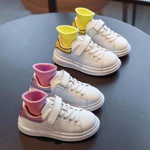 Весна осень дети подростки кроссовки обувь для девочек спортивные детские досуг тенсис инфантил повседневная мода кроссовки мальчик 26-39