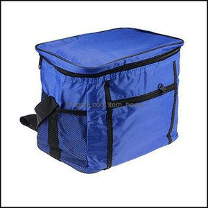 Outdoor Sports & Outdoorsoutdoor Bags Cam Travel Ice Box Waterproof Bbq Picnic Bag Insation Package Insated Tote Storage Container Drop Deli