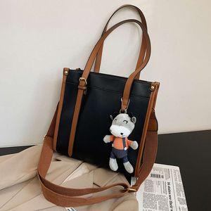 Autumn and winter new Fashion high texture handbag 2020 trendy large capacity Simple Shoulder underarm women's Bag