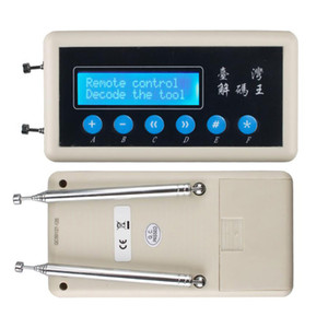ATS 315 МГц 433 МГц Дистанционного управления Код Дистанционного управления Копировальный Ключ Ключ Пульт Дистанционного управления Беспроводной Удаленный Ключ Код Сканер Сканер Детектор