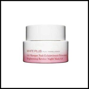 STOCK Night Cream White Plus Brightening Revive Night Mask Gel 50ml Skin Care