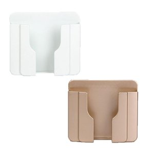 Cell Phone Mounts & Holders El Shelf Universal Durable Wall Mount Stand Charging Holder Adhesive Bracket