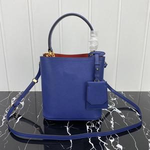 Women Luxurys Designers Bags 2021 new fashion and comfortable women shoulder bag P home 1BA217 size:17*18*10.5cm