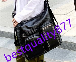 New product soft leather oil wax leather large capacity ladies tote bag casual one shoulder messenger big bag tide Join2
