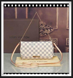 2021FAVORITE Chain Shoulder Bags Women Evening Messenger Bags Leather Crossbody Bags Designer Handbags ToteLVLOUISVITTON