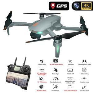 Nuevo Drone GPS HD Pixel HD Pixel 4K de 120 grados con cámara de 2 ejes Dron Quadrocopter vs SG906 PRO FIMI ZINO