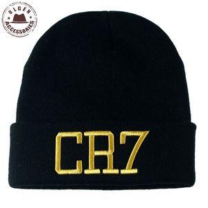 Ulgen Cristiano Ronaldo CR7 Berryies Berretti Hiphop Cappello Unisex Cappellini per cappelli a maglia