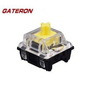 Gateron Optical коммутаторы сменные переключатели для механической клавиатуры