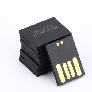 Wholesales Pendrive USB2.0 짧은 UDP UDisk 칩 플래시 4GB 8GB 16GB 32GB 64GB 15x11x1.4mm