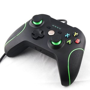 Top Quality Wired Xbox One Controller Gamepad Precise Thumb Gamepad Joystick for Xbox One for Microsoft X-BOX Controller Fast Shipping