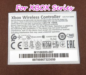 Label Seals For XBOX Series Sticker Label for XBOX Series S X For XBOX Series S X Label Seals