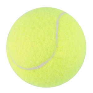 Hot Sale Yellow Tennis Balls Sports Tournament Outdoor Fun Cricket Beach Dog High Quality free shipping