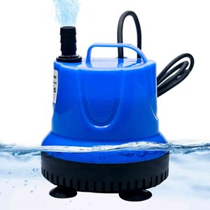 Aquarium Submersible Filter Pump, Silent Fish Pond Fountain, Tank Accessories, 110v-240v, 5   15 20 35 45w