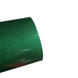 "2021 1 sheet 12""x40"" 30cmx100cm Glitter Heat Transfer Vinyl Heat Press T-shirt Iron On HTV Printing"