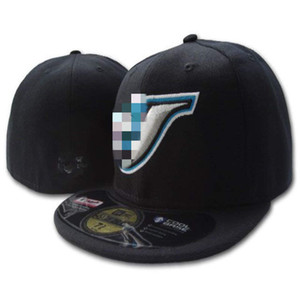 Fashion all'ingrosso Blu Jays Classici Classici Cappelli da baseball Fullcléd Cappello da baseball Cappelli ricamati Team Logo Fans cappello da baseball