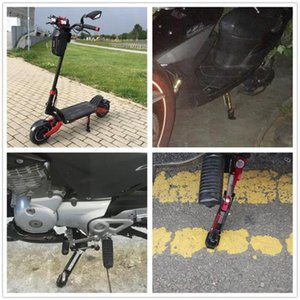 Other Motorcycle Parts Adjustable Kickstand Foot Side Stand CNC Parking Aluminum Alloy Kick Motorbike Bracket Y1G5