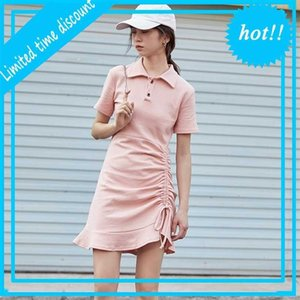 Aossviao Ruches Bianco Plisse Bodycon Women Trekkoord Mouwen Mini Party Dress Solid Basic Skinny Casual Jurk Breve