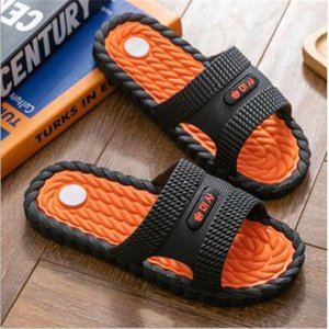 Evelyn 2021 female summer indoor non-slip home men's soft-bottom bathroom bathing household outdoor sandals and slippers spring and summer