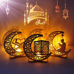 Wooden Eid Mubarak Ramadan Decoration For Home Islamic Muslim Party Decor Kareem Ramadan And Eid Decor Eid AL Adha