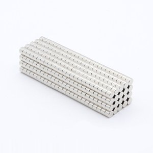 Neodymium Magnet 200pcs Strong Round NdFeB Magnets Dia 4x1mm N35 Rare Earth Neodymium Permanent Craft DIY Magnet