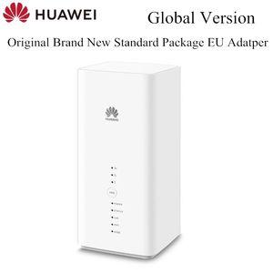Разблокирован Huawei 4G Маршрутизатор B818-263 Global Version Cat19 До 1,6 Гбит / с Huawei LTE CPE WiFi 2.4G 5G Маршрутизатор с Simcard Slot