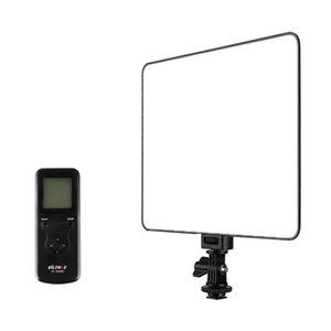 Viltrox VL-200T Profissional Ultra-fino LED Vídeo Luz 5600K Pogal Dual-Color Preencha Brilho Ajustável para Flashes