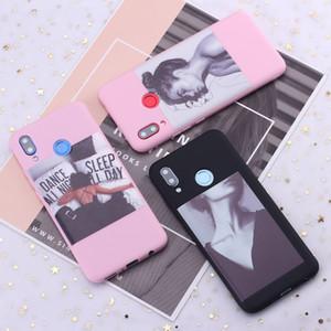 Capas telefônicas para Xiaomi Redmi Nota 8 7 5 6 Pro K30 K20 Plus Poco X2 6A 8T Capa Capa Bonito Silicone TPU Xiomi Back Coque Capa