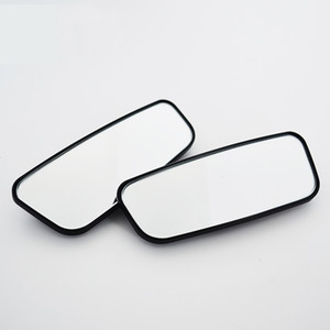 1 Pair Car Blind Spot Mirror YASOKRO Wide Angle Mirror 360 Degree Adjustable Convex Rear View Mirror for All Universal Vehicles