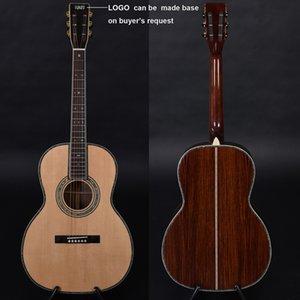 OOO42 40 inch Acoustic Guitars,solid cedar wood