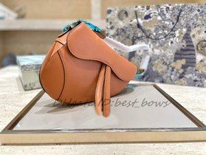 Luxurys 디자이너 가방 고품질의 숙녀 작품 여성 패션 대각선 크로스 단일 핸드백 어깨 다기능 안장 가방